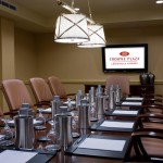 Crown Plaza Board Room