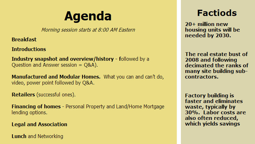 agenda1a--intro-mh-opportunities-day-louisville-manufactured-housing-show-mhc-overview